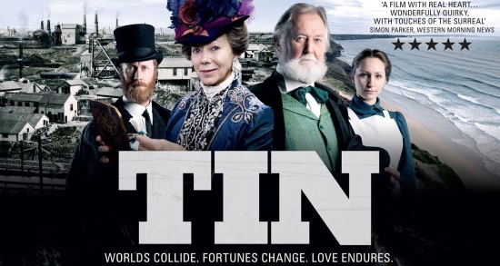 <B>Film : <I>Miracle Theatre's  TIN</I> (Cert12)</B>