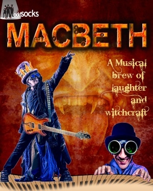 <B><I>Macbeth - Oddsocks Productions</I></B>