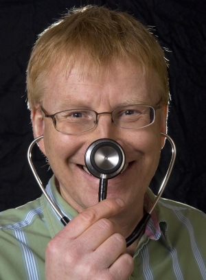 <B><I> Dr Phil Hammond </I></B>