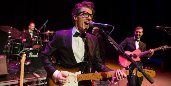 <B><I>Buddy Holly & The Cricketers</I></B>