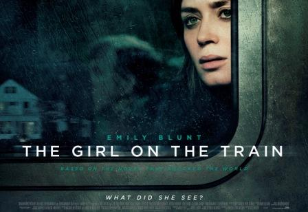<B>Film : <I>The Girl on the Train (Cert 15)</B>