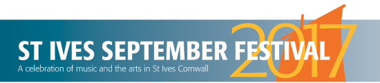 <B><I>St Ives September Festival</I></B>