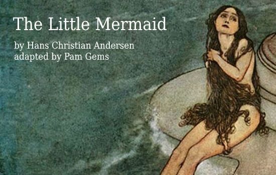 <B><I>'The Little Mermaid'</I></B>