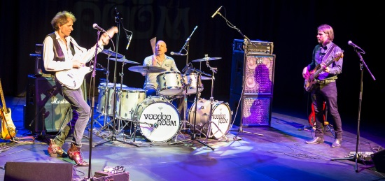<B><I>Voodoo Room: A Night Of Hendrix & Cream</I></B>