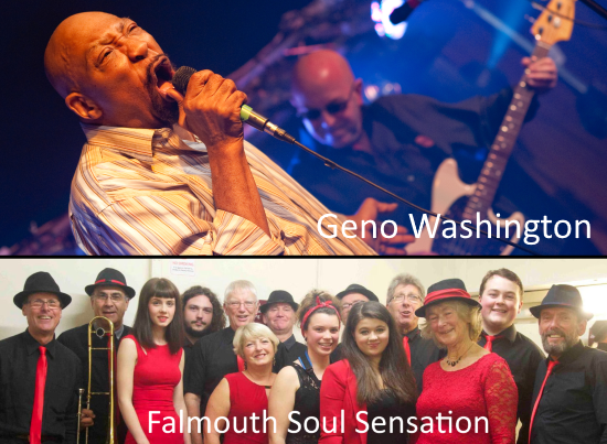 <B>Geno Washington & his <I>Ram Jam Band</I></B>