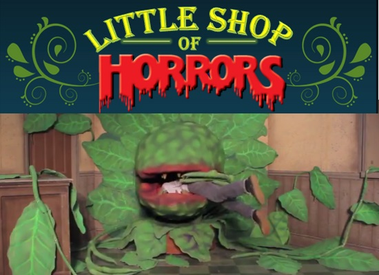 <B><I>'Little Shop of Horrors'</I></B>