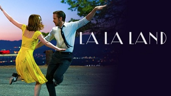 <B>Film : <I>La La Land</I>(Cert.PG)</B>