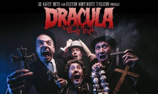 <B><I>Le Navet Bete : Dracula - The Bloody Truth</I></B>