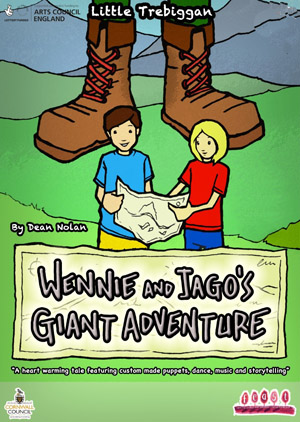 <B> Wennie and Jago's Giant Adventure </B>