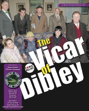 <B><I>'The Vicar Of Dibley'</I></B>