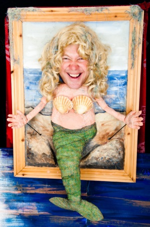<B><I>Squashbox Theatre : 'The Sea Show'</I></B>