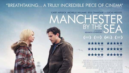 <B>Film :  Manchester by the Sea (15) </B>