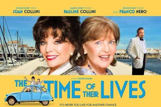 <B>Film :  The Time of their Lives (12A) </B>
