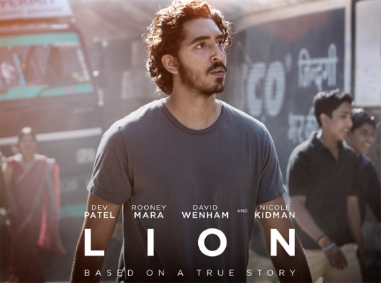 <B>Film : Lion (PG) </B>
