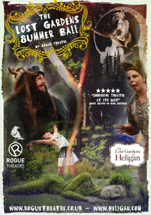 <B><I>'The Lost Garden's Summer Ball'</I></B>