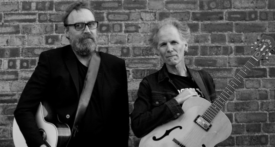 <B>Boo Hewerdine & Brooks Williams</B>