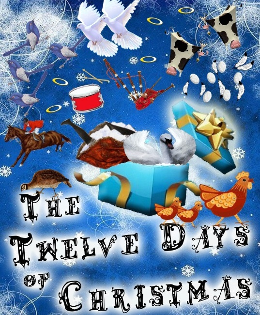<B>12 Days of Christmas <I></I></B>