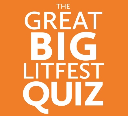 The Great Big Litfest Quiz