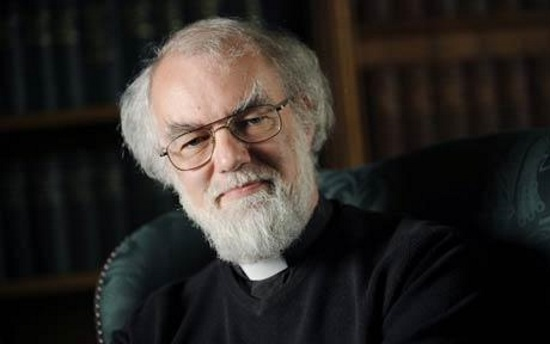 <B>Rowan Williams on Charles Causley</B>