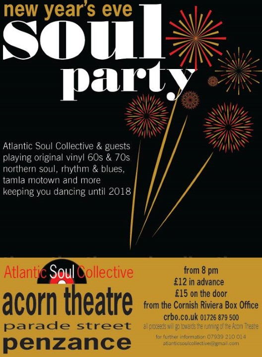 <b><i>Northern Soul New Years Eve Party</I></B>