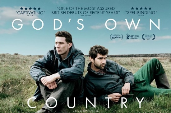<B>Film: God's Own Country (15) </B>