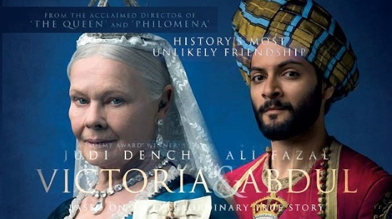 <B>Film: Victoria and Abdul (PG) </B>