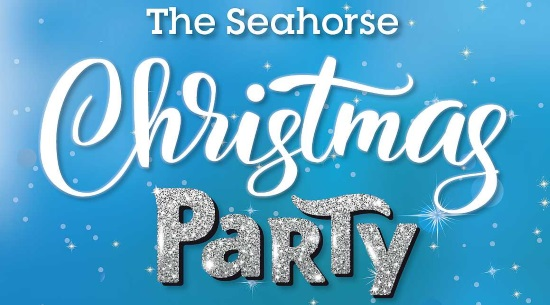 <B>The Seahorse Christmas Party</B>