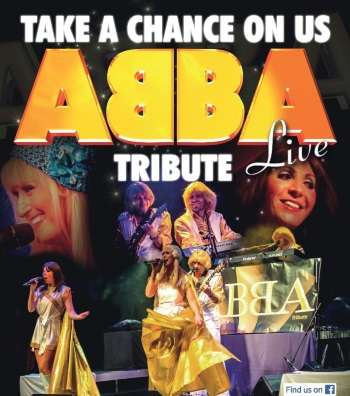 <B>Abba Tribute : Take A Chance On Us . . . . !</B>