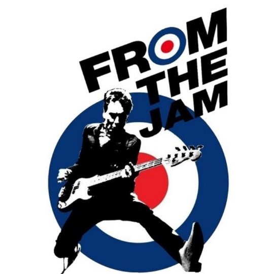 <B>From The Jam with Bruce Foxton</B>