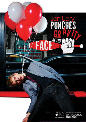 <B>Jon Udry Punches Gravity In The Face</B>