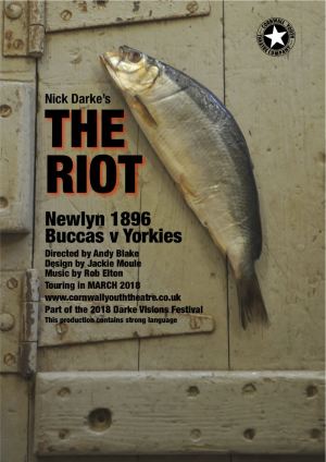 <B>Nick Darke's : 'The Riot'</B>