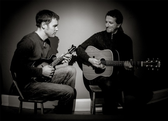 <b><i>Adam Bulley and Chas McKenzie</I></B>