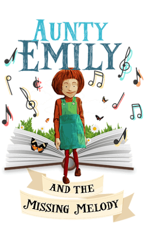 <B>Aunty Emily and the Missing Melody</B>