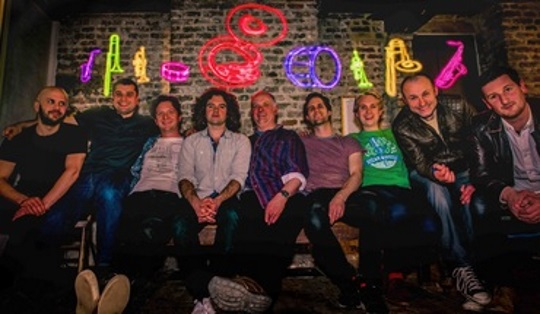 <B><I>Hackney Colliery Band </I> </B>