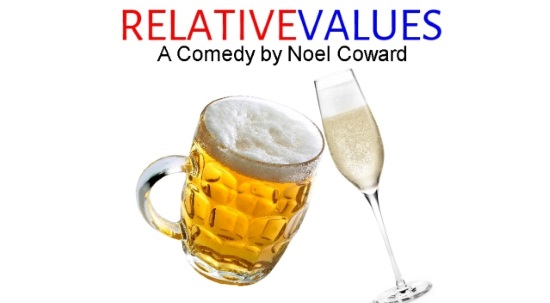 <B>Noël Coward :  <I>'Relative Values'</I></B>