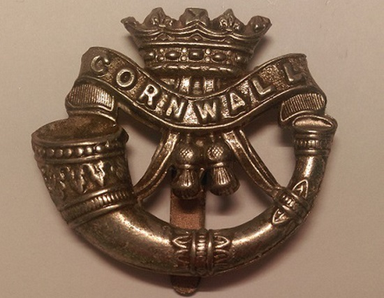<B><I>Duke of Cornwall's Light Infantry</I></B>