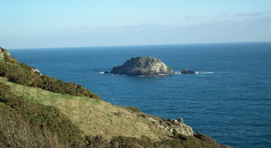 <B> Nature, Landscape and History  (Nare Head Walk)</B>