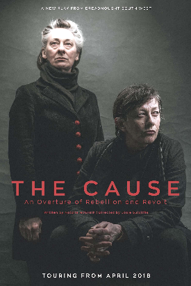 <B>The Cause: An Overture of Rebellion & Revolt</B>