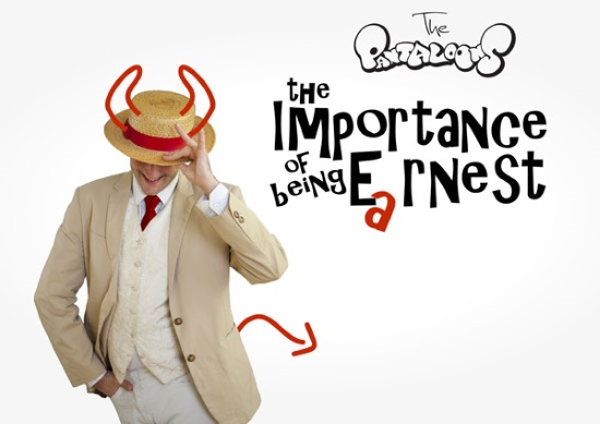 <B>The Importance Of Being Earnest</B>