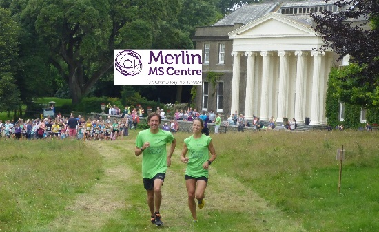 <B>Merlin Family Fun Run</B>