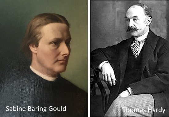 <B>An Evening with Sabine Baring Gould & Thomas Hardy </B>
