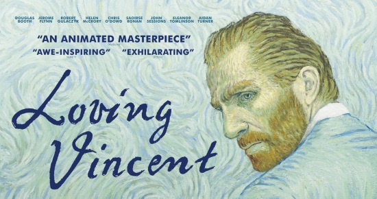 <B>Film: Loving Vincent (12A)</B>