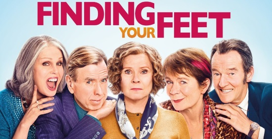 <B>Film: Finding your Feet (12)</B>