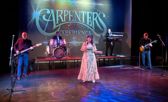 <B><I>'The Carpenters Experience'</I></B>