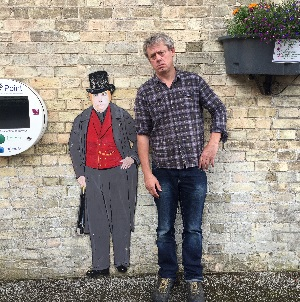 <B>Graham Fellows – Completely Out of Character</B>