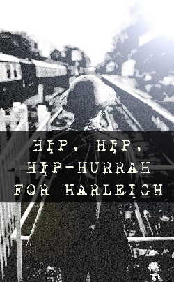 <B>Hip Hip Hurrah for Harleigh</B>