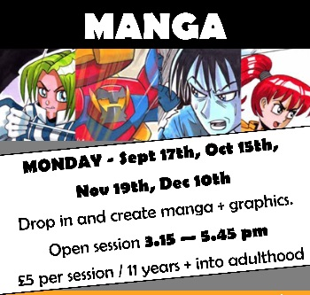 <B>Manga & Graphic drawing</B>