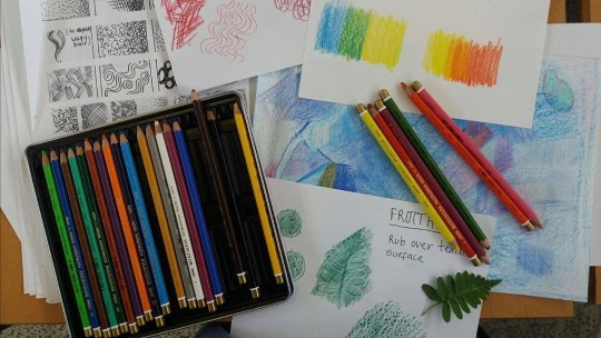 <B><I>Colour Pencil Masterclass</I></B>