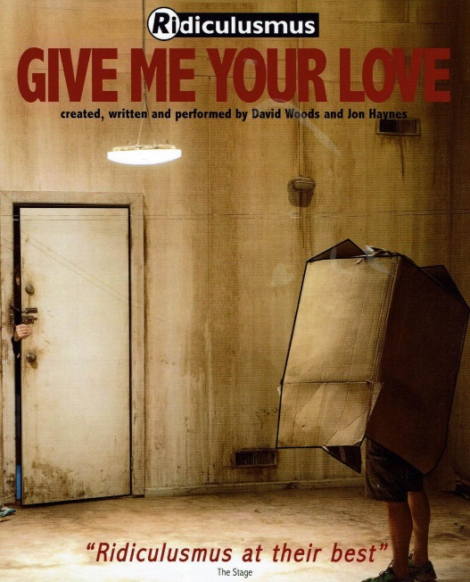 <B>Give Me Your Love</B>