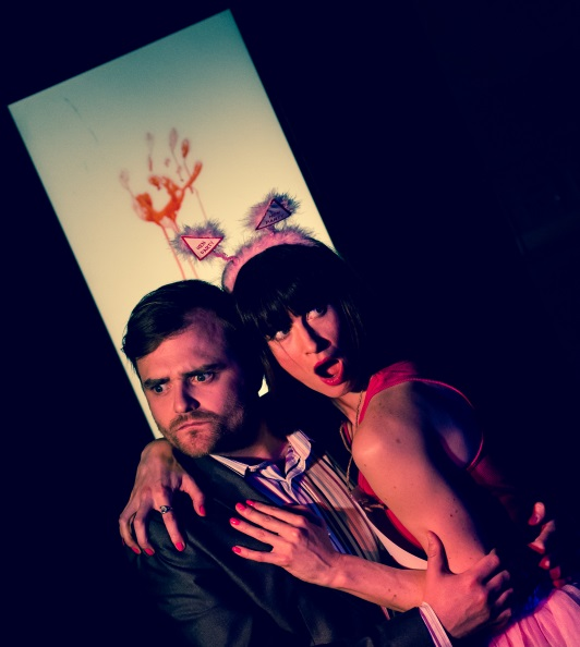<B><I>'Owdyado Theatre : Twisted Tales</I></B>